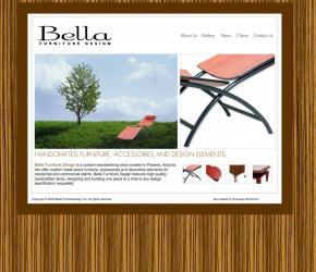 Case Study: Bella Furniture Design