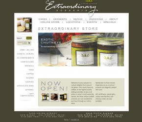 Client Showcase: <br>Extraordinary Desserts
