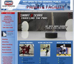 Case Study: <br>Shoot 2 Score Hockey