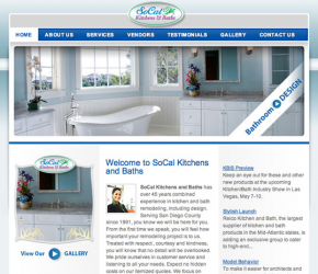 Case Study: SoCal Kitchens & Baths