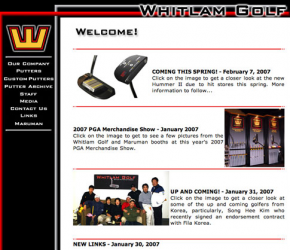 Case Study: Whitlam Golf