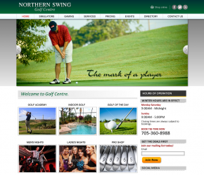 Case Study: <br>northern swing