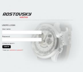 Case Study: <br>rostovsky