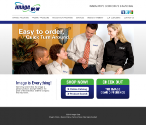 Case Study: <br>Image Gear
