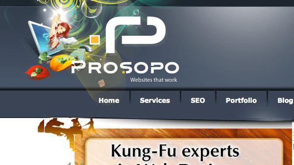 Legacy Site: <br> Prosopo
