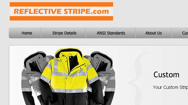Case Study: <br> Reflective Stripe